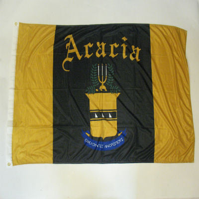 ACACIA Fraternity Banner Flag - GSTC-Banner