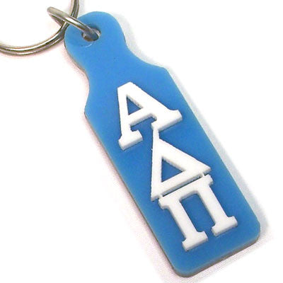 Alpha Delta Pi Mirror Paddle Keychain - Craftique cqMPK