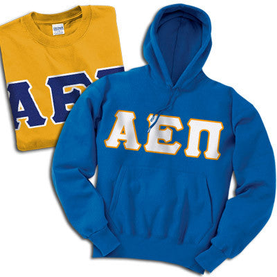 Alpha Epsilon Pi Hoody/T-Shirt Pack - TWILL