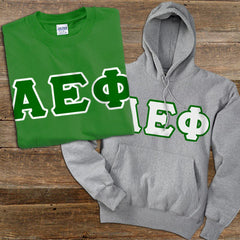 Alpha Epsilon Phi Hoody/T-Shirt Pack - TWILL
