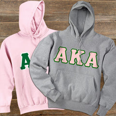 Alpha Kappa Alpha 2 Hoody Pack Greek Clothing and Apparel