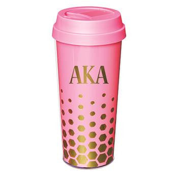 Sorority Coffee Tumblers - a3002