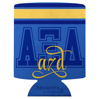 Alpha Xi Delta Koozie - a3004 - Limited Availability