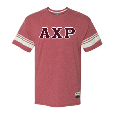 Fraternity Originals Triblend Varsity Tee - Champion AO300 - TWILL