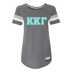 Sorority Originals Triblend Varsity Tee - Champion AO350 - CAD