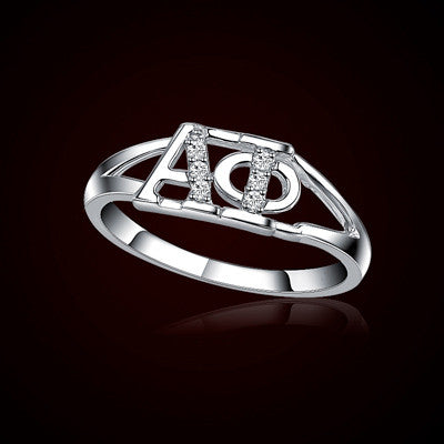 Alpha Phi Sorority Ring - GSTC-R001