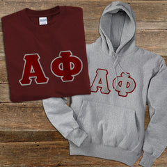 Alpha Phi Hoody/T-Shirt Pack - TWILL