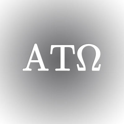Alpha Tau Omega Car Window Sticker - compucal - CAD