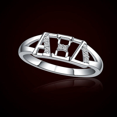 Alpha Xi Delta Sorority Ring - GSTC-R001