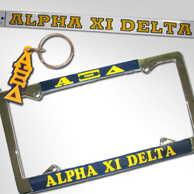 Alpha Xi Delta Car Package