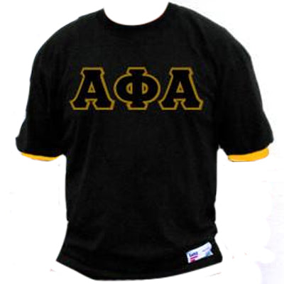 Alpha Phi Alpha Fraternity Jersey - Eagle T1239 - TWILL
