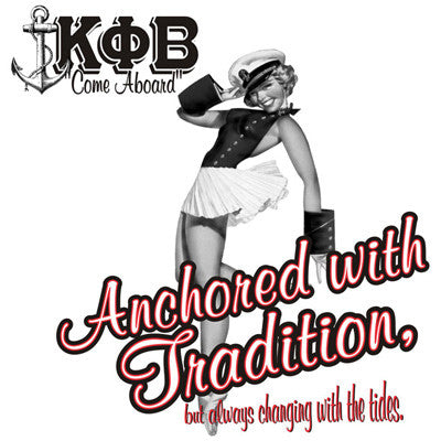 Anchored With Tradition