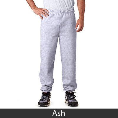 Alpha Sigma Tau Sorority Sweatpants - Jerzees 973 - TWILL