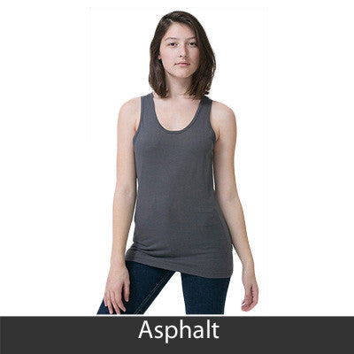 Sorority Unisex Printed Tank Top - American Apparel 2408W - CAD