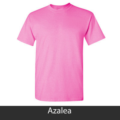 Delta Zeta Sorority 2 T-Shirt Pack - G500 - TWILL