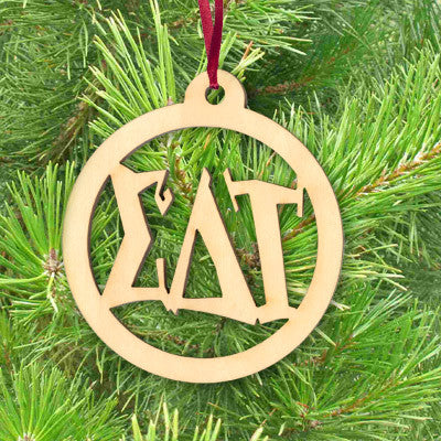 Sorority and Fraternity Christmas Ornaments – Something Greek