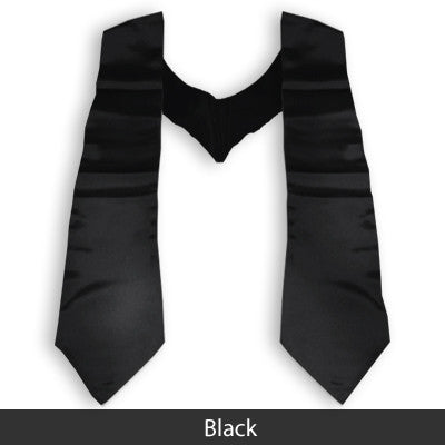Alpha Phi Alpha Graduation Stole with Twill Letters - TWILL