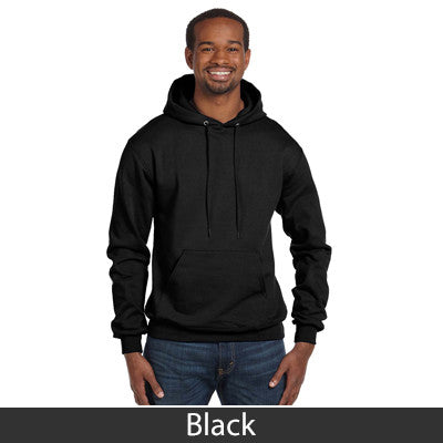 Alpha Phi Delta Champion Hooded Sweatshirt - Champion S700 - TWILL