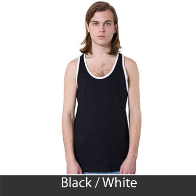 Phi Beta Sigma Fraternity Printed Tank - American Apparel 2408 - CAD
