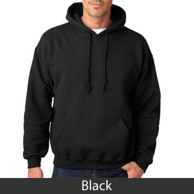Kappa Sigma Hooded Sweatshirt - Gildan 18500 - TWILL