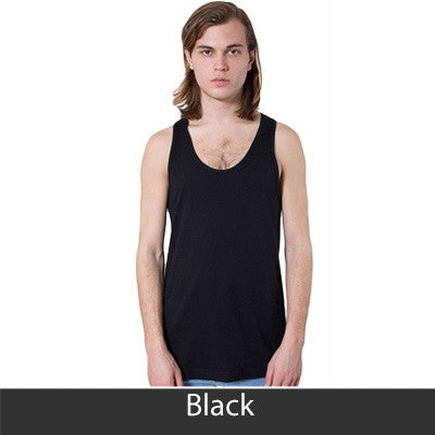 Alpha Phi Alpha Fraternity Printed Tank - American Apparel 2408 - CAD
