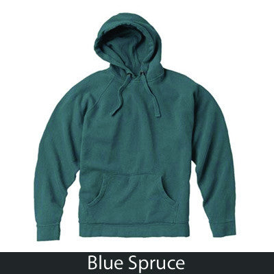 Sorority Comfort Colors Hooded Sweatshirt - Comfort Colors 1567 - TWILL