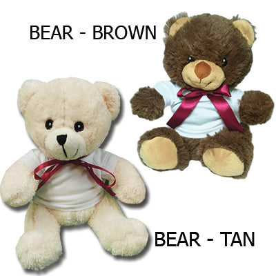 Big Loves Lil Custom Sorority Teddy Bear - 25001-2 - SUB