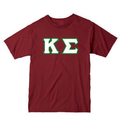Fraternity Comfort Colors T-Shirt - Comfort Colors C1717 - TWILL