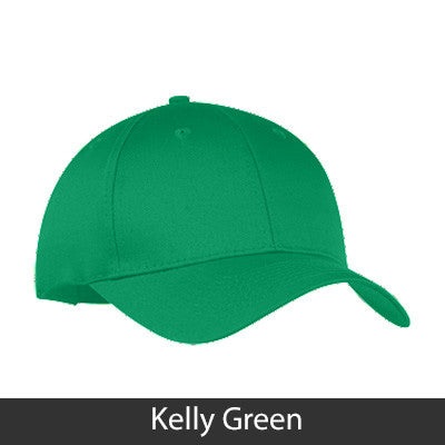 Kappa Delta Rho 2-Color Embroidered Cap - Port and Company CP80 - EMB