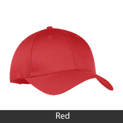 Delta Delta Delta 2-Color Embroidered Cap - Port and Company CP80 - EMB