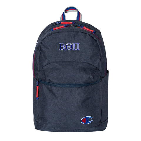 Fraternity Champion Embroidered Backpack - CS1002 - EMB
