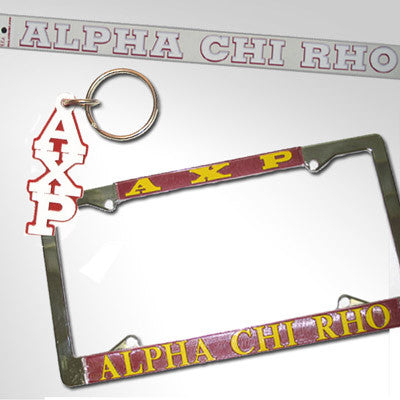 Alpha Chi Rho Car Package