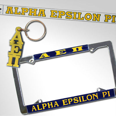 Alpha Epsilon Pi Car Package