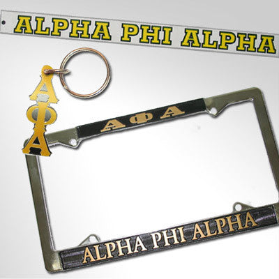 Alpha Phi Alpha Car Package