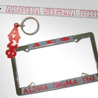 Alpha Sigma Phi Car Package