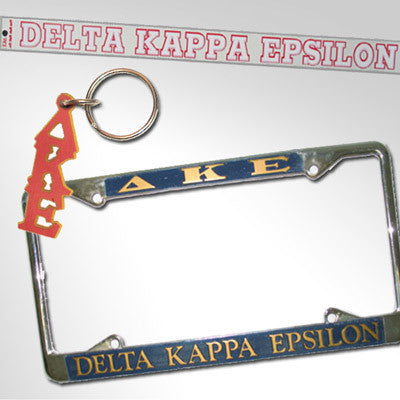 Delta Kappa Epsilon Car Package