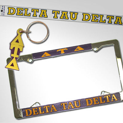 Delta Tau Delta Car Package