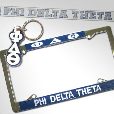 Phi Delta Theta Car Package
