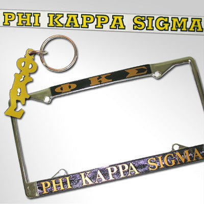 Phi Kappa Sigma Car Package