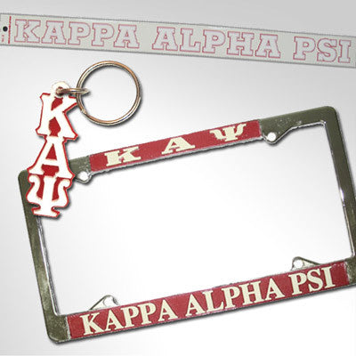 Kappa Alpha Psi Car Package