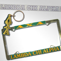 Lambda Chi Alpha Car Package