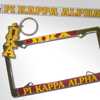 Pi Kappa Alpha Car Package