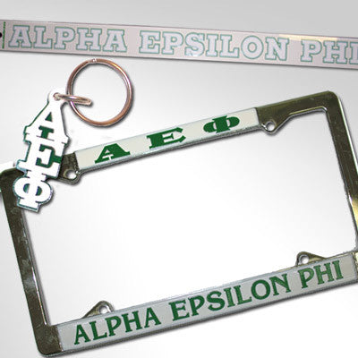 Alpha Epsilon Phi Car Package