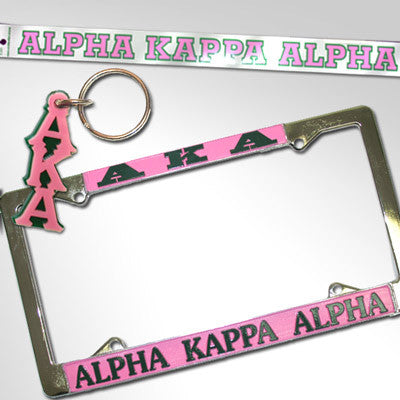 Alpha Kappa Alpha Car Package