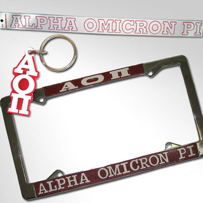 Alpha Omicron Pi Car Package