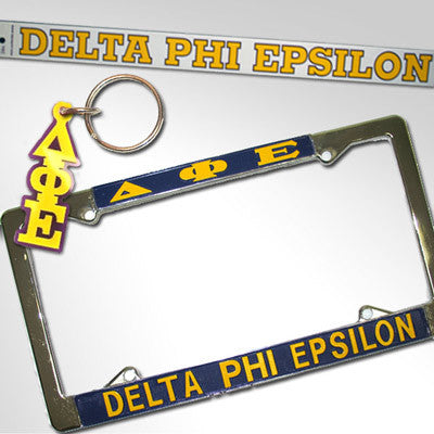 Delta Phi Epsilon Car Package