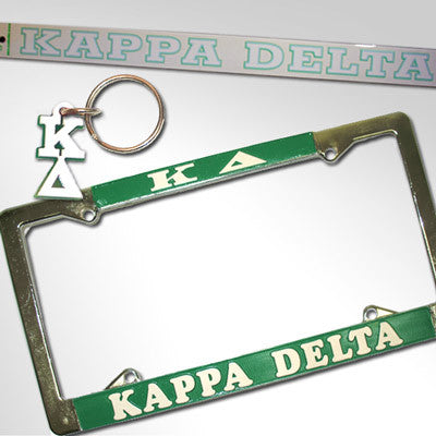 Kappa Delta Car Package
