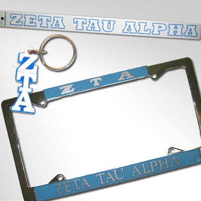 Zeta Tau Alpha Car Package