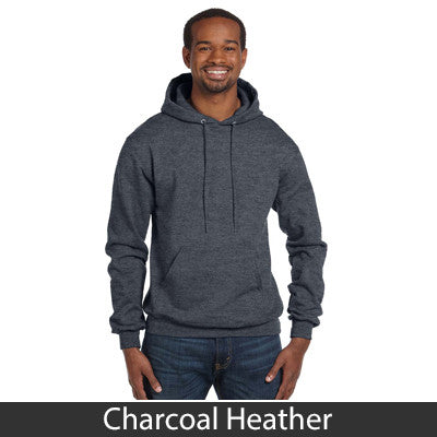 Sigma Pi 2 Champion Hoodies Pack - Champion S700 - TWILL
