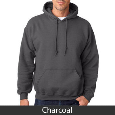 Alpha Chi Rho Hooded Sweatshirt - Gildan 18500 - TWILL